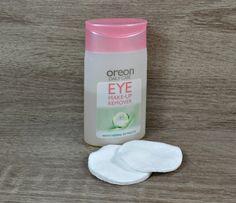 Oreon Eye Make-up Remover review.   Arvustus: Oreon silmameigieemaldaja taimseekstraktidega via @beautybymissl