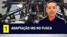 Fusca suspensão IRS AP 1.8 - Old beetle rear suspension IRS