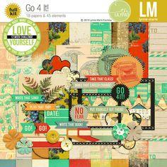 Go 4 It! by Lynne-Marie