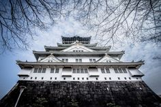 Osaka castle by IMozaa Sukjaroen on 500px