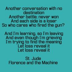 st jude florence and the machine