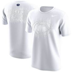 Grab this Penn State Nittany Lions 2017 Student T-Shirt from Nike and you'll instantly have a winning look. This sweet team apparel features bold Penn State Nittany Lions graphics on a classic style that you'll love showing off. Lions Team, Nittany Lion, Team Gear, Classic Style, My Style, Team Apparel, How To Show Love, White Nikes, Nike Men