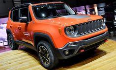 Jeep Renegade estreará no Salão de SP com novo Cherokee e Dodge Challenger