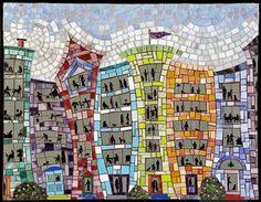 Rear Window by Glynnis Kaye