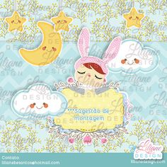 Cute Poses, Clip Art, Dolls, Digital, Design, Doll Party, Party Kit, Bears, Pen And Wash