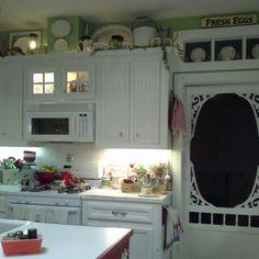 Kathy Long's cottage kitchen - Magnolia, Texas★