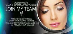 Salon Owners - Makeup Artists & Estheticians