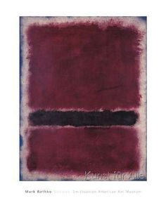 Mark Rothko Untitled 1963 Abstract paintings and drawings. Mark Rothko, Rothko Art, Tachisme, Abstract Painters, Abstract Art, Modern Art, Contemporary Art, Art Original, Art Moderne