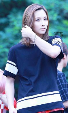 Oh, god, his hair...His face... #Jeonghan #Seventeen #DearJesusYouDidAFantasticJob