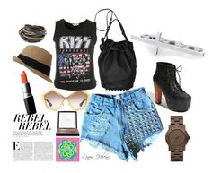 I made this. I totally want everything here except for the watch and makeup because I have it! :)