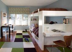 Designer Büro – Wie sieht der moderne Arbeitsplatz heutzutage aus? - designer büro parsons desk schlafzimmer sonnenlicht