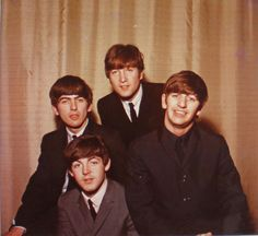 Beatles memorabilia: A group of three Beatles photographs. Beatles memorabilia: A group of three Beatles photographs. Consisting of a balck and white photograph of The Beatles with Harold Wilson at the Variety Club of Britain awards dated 19th March 1964 signed by the photographer, a black and white photograph of George Harrison on his 21st Birthday dated 25th February 1964 signed by the photographer together with a colour photograph with all four Beatles together. (3 items) 12 in (30.5 cm)…
