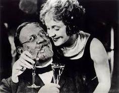 BLUE ANGEL (1930) Emil Jannings & Marlene Dietrich
