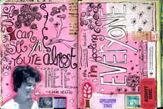 Art Journaling Ideas Galore