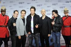 At the Junos 2012