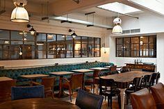 SHOREDITCH HOUSE Ovvero, il club più cool di Londra, anzi forse del mondo