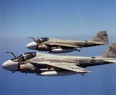 Twin flight of Intruders