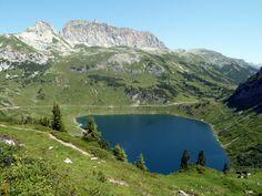 Vom Formarinsee nach Lech am Arlberg - Lechweg - lechtal-info.com