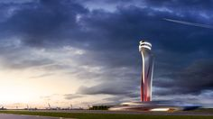 View full picture gallery of Istanbul New Airport - New Air Traffic Control Tower