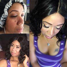 Hair & Makeup by shadesofher