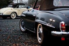 Mercedes Benz #190SL. Seen on: http://www.classic-cars-placek.de. For all your Mercedes Benz #190SL restoration needs please visit us at http://www.bruceadams190sl.com. #BruceAdams190SL