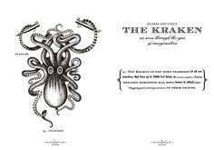 The Kraken Book: Page 3 | The Kraken™ Black Spiced Rum