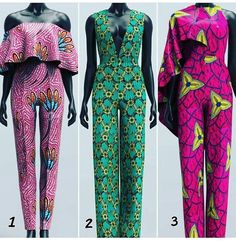 African Fashion Is Hot African Print Clothing, African Print Dresses, African Fashion Dresses, African Dress, Fashion Outfits, Womens Fashion, Ankara Fashion, African Prints, African Print Jumpsuit