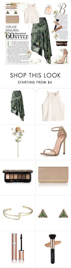 """""""60 sec look!!"""" by mariaalatzak ❤ liked on Polyvore featuring Antonio Marras, Stuart Weitzman, Buxom, Accessorize, Nak Armstrong, Givenchy, Too Faced Cosmetics and 60secondstyle"""