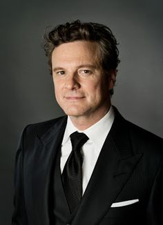 Colin Firth always looks old school classy Kristin Scott Thomas, Renee Zellweger, Ben Barnes, Benedict Cumberbatch, Colin Firth Mr Darcy, Colin Firth Bridget Jones, British Celebrities, Beautiful Celebrities, Actor