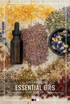 Time to discover the best essential oils for eczema that actually work!