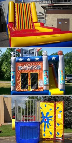 Cheap Inflatable Rentals Mn
