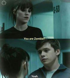 Ringer and Zombie #5thwavemovie #zinger #deadringer The 5th Wave