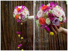 Wedding flowers  Culoarea anului:marsala! |  Daria Special