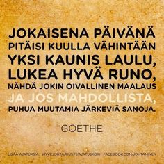Finnish Words, Self Help, Funny Texts, Wise Words, Life Is Good, Motivational Quotes, Poems, Positivity, Thoughts