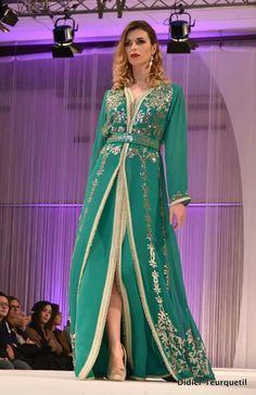 Gorgeous Moroccan takchita #moroccancaftan
