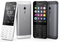 Basic Phones with Premium Chassis, #Nokia230 and #Nokia230DualSIM