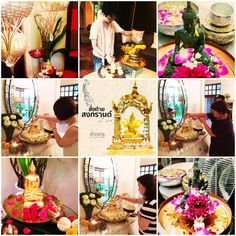 Let's say goodbye this songkran festival with these photo from fun activity at divana spa