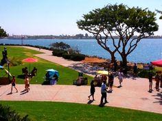 Seaport Village, San Diego, CA