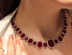 Rubies and diamonds!