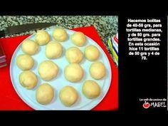 Tortillas de trigo con Thermomix - La web de cocina de Mabel - YouTube