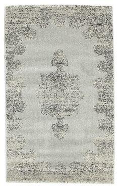 Tappeto Kirman Virginia - Grigio chiaro 100x160