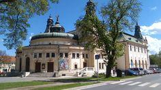 Spišská Nová Ves - SLOVAKIA Nova, Mansions, History, House Styles, Historia, Manor Houses, Villas, Mansion, Palaces