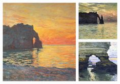 Claude Monet Collection XX (Étretat)
