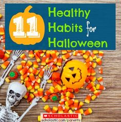 Find tips for how to avoid a sugar overload and make healthy choices during the Halloween season.