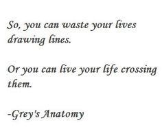 Grey's Anatomy Love Quotes Magnificent Greys Anatomy Quote   Words To Live Pinterest  Anatomy