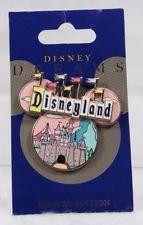 Disney DLR Disney Dreams Retro Castle with Disneyland Marquee LE Pin
