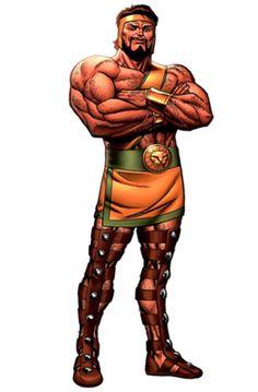 Hercule a toujours été un personnage que j'ai aimé, même dans les dessins animés de maintenant. Et puis il me rappelle les petits personnages qu'il y avait dans les jeux des bars de l'époque !