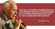 """Prințul moștenitor"" al lui Sigmund Freud a fost supranumit drept cel mai… Carl Jung, Gustav Jung, Sigmund Freud, Interesting Reads, Christina Aguilera, Choose Me, Bff, Qoutes, Reading"