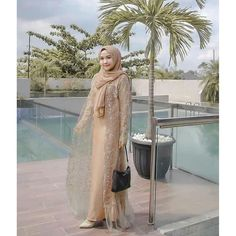  New 😍 💸 Harga Rp. 📃 Minat order silakan kirim for. Dress Brukat, Kebaya Dress, Caftan Dress, Hijab Dress, The Dress, Dress Outfits, Prom Dresses, Dress Set, Dress Brokat Muslim