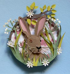 March Hare by Helen Musselwhite. she is just amazing!